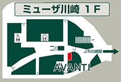 ミューザ川崎店